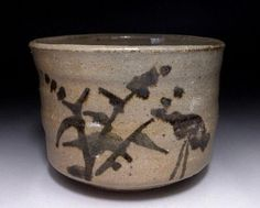 Japanese Vintage Karatsu-yaki 唐津焼き Chawan or Tea bowl, Please come visit us and see this new addition to our Japanese collection at the Many Faces of Japan! at @meredith2504 on Ruby Lane!