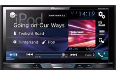 "Pioneer AVH-X5800BHS 2 DIN Bluetooth DVD Receiver 7"" Touchscreen Built-in HD #Pioneer"