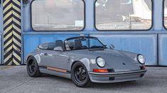 DP Motorsport's backdated conversion, the Phantom Speedster