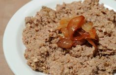 One of the best recipes for chopped liver from Second Avenue Deli