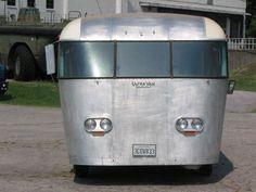Ultra Van Motor Home 1960
