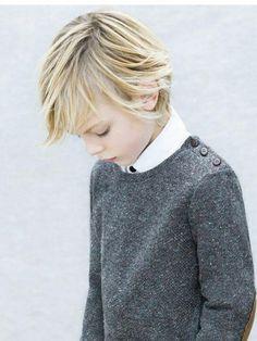 Longer Blonde Hairstyle