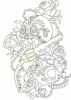 senorita tattoo by ~Jenovasfreakinghead on deviantART