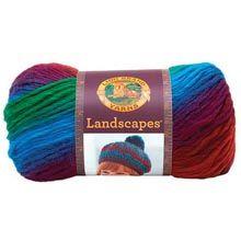 Lion Brand® Landscapes® Yarn