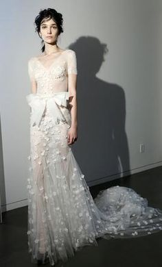 Vera Wang Camilla wedding dress currently for sale at 14% off retail.