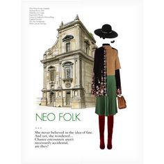 NEO FOLK by paint-it-black featuring MaxMara, Vilshenko, Vanessa Bruno, Aquazzura, Dolce&Gabbana, Vince Camuto, Eugenia Kim and Miu Miu