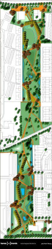 Quirijnpark-tilburg-by-karres-en-brands-landscape-architecture-14 « Landscape Architecture Works | Landezine