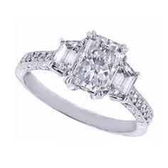 diamond engagement rings - Bing Images