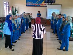 Effective Communication Training in RSM Siti Khodijah Gurah Kediri
