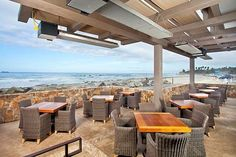 Pacific Coast Grill, Cardiff By The Sea, CA The 13 Best Beach Bars in America: Where To Go and What To Drink and Eat By The Ocean | Bustle