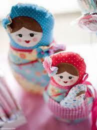 bonequinhas encantadoras essas madrioskas, né?