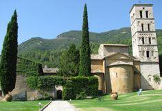 Ferentillo - Umbria - Abbazia di San Pietro in Valle