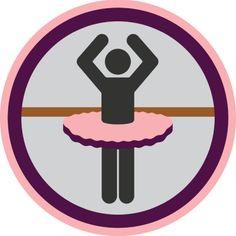 Ballet Badge
