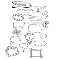 make your own doodle notes templates for teachers classroom ideas