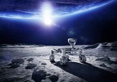 Part-Time Scientists' lunar rover