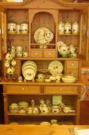 Zeller Keramik, China Cabinet, Cupboard, Tea Time, Rooster, Porcelain, House Design, Ceramics, Mugs