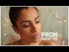 Aine's Wardrobe | Prom Make Up Tutorial