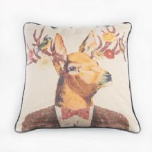 Earl Stag Dress Up Cushion Images