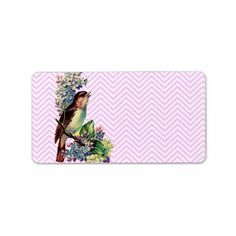 >>>Are you looking for          	Cute Brown White Bird And Flowers on Pink Chevron Custom Address Label           	Cute Brown White Bird And Flowers on Pink Chevron Custom Address Label We provide you all shopping site and all informations in our go to store link. You will see low prices onDisco...Cleck Hot Deals >>> http://www.zazzle.com/cute_brown_white_bird_and_flowers_on_pink_chevron_label-106345970747800623?rf=238627982471231924&zbar=1&tc=terrest