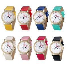 $4.66 (Buy here: https://alitems.com/g/1e8d114494ebda23ff8b16525dc3e8/?i=5&ulp=https%3A%2F%2Fwww.aliexpress.com%2Fitem%2F2016-New-Women-Cat-face-pattern-Leather-Band-Analog-Quartz-Vogue-Wrist-Watches-Elegant-Women-Watch%2F32705132801.html ) 2016 New Women Cat face pattern Leather Band Analog Quartz Vogue Wrist Watches Elegant Women Watch RV for just $4.66