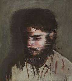 Glitch Portraits Paintings by Andy Denzler – Fubiz™