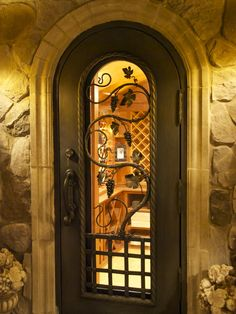 Eclectic Wine Cellar Design, Pictures, Remodel, Decor and Ideas - page 2