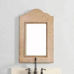"James Martin 300-M23-DRP Copper Cove 23"" Wall Mount Rectangular Bath Mirror"