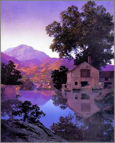 Maxfield Parrish Google Image Result for http://www.kingsgalleries.com/wp-content/uploads/2010/07/max-Mill-Pond1.jpg