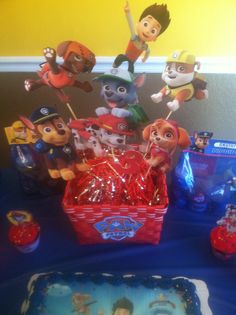 1000 Images About Paw Patrol Birthday Party On Pinterest