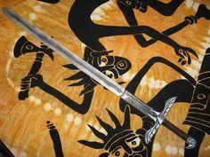 Spada Altair #lps #larp #cosplay #grv #forgiadellupo #brenin #latex #weapon #lattice #armi #spada #sword #altair #assassinscreed