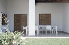 Thn-k longo outdoor and Mem chairs by Kristalia My Furniture, Garden Furniture, Furniture Design, Outdoor Furniture, Modern Design, Chairs, Outdoors, Contemporary, Inspiration