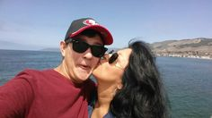 Mermaid kisses in Pismo :)