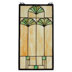 arts and crafts stained glass window patterns - Google Search