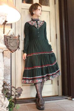 Dolly kei fashion from Grimoire