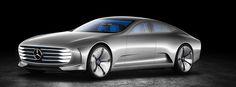 """Mercedes-Benz """"Concept IAA"""": digital transformer. - Mercedes-Benz"""