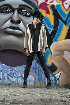 #gabrielladeplano #fashion #collection2013 # kimono #leather #moda #madeinitaly  #japanese