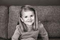 Prinsessan Estelle 5 år - Sveriges Kungahus