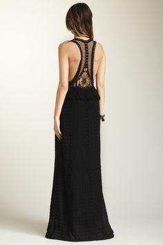 Siobhan Long Dress