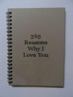 365 Reasons Why I Love You Tumblr