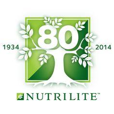 Nutrilite 80 Years Logo by Yosef Wolf