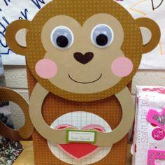 Valentine box Valentine Cupid, Valentine Day Boxes, Valentines Day Activities, Valentine Day Crafts, Love Valentines, Winter Crafts For Toddlers, Toddler Crafts, Crafts For Kids, Holiday Fun