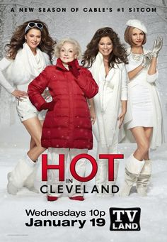HOT IN CLEVELAND-NEW SEASON ~ karmapolice