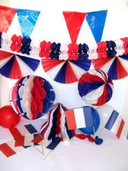 bastille day decorations australia