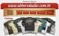 Esta no ar nosso site !!! www.ubberestudio.com.br  #design #moda #conceito #tshirt