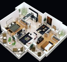 architecture homedesign homedecor interior interiordesign archilovers archiporn archidesign archidaily archi luxurylife luxury… is part of House design - Sims House Plans, House Layout Plans, Modern House Plans, Small House Plans, House Layouts, House Floor Plans, Bungalow Haus Design, Sims House Design, Small House Design