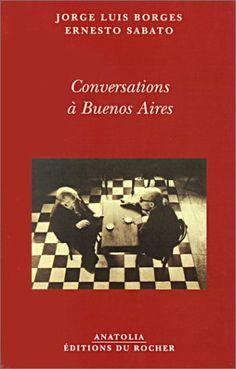 Conversations à Buenos Aires de Jorge Luis Borges (abt metaphors)