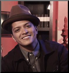 Bruno kisses. I'll be happy to take a kiss from him! Hehe