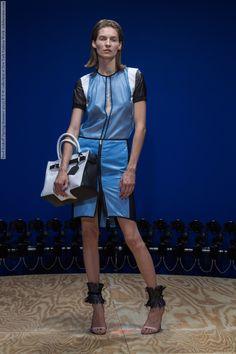 Reed Krakoff (Spring-Summer 2015) R-T-W collection at New York Fashion Week  #AgneKonciute #AlmaDurand #AnastasiaBurachevskaia #BlancaPadilla #CarolinaThaler #DashaDenisenko #DashaGold #DevonWindsor #DorotaKullova #ElenaBartels #EmmaOak #FranziMueller #GeorgiaHilmer #HelenaSeverin #HeriethPaul #IanaGodnia #KadriVahersalu #KaiNewman #KarolinWolter #LiekevanHouten #LineBrems #MajaSalamon #NewYork #ReedKrakoff #RileyMontana #SanneVloet #SissiHou #StephanieJoyField #TabithaPernar #ZosiaNowak