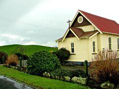 Little Kaipaki Church in Cambridge New Zealand... My Church.