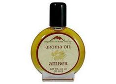Mountain Rose Herbs: Amber Aroma Oil